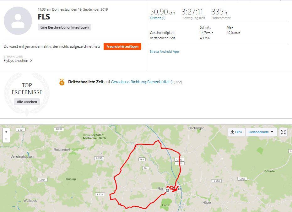 Spenden Liefer Marathon Tag 13 – 729 km / 182,25 Euro